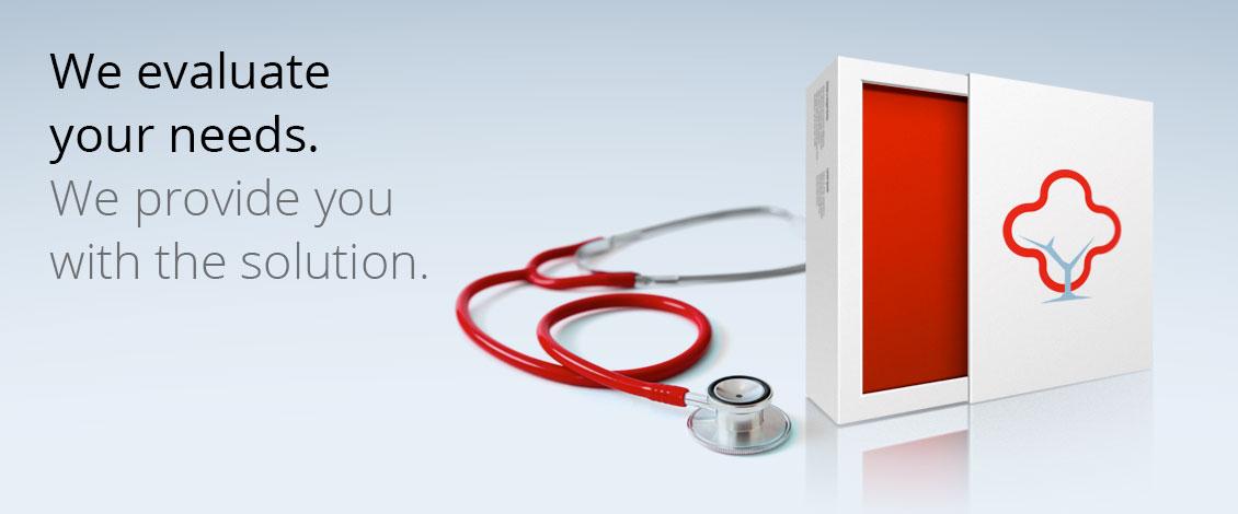 Medical Goods & Diagnostic Devices | EVO ENTERPRISES SA